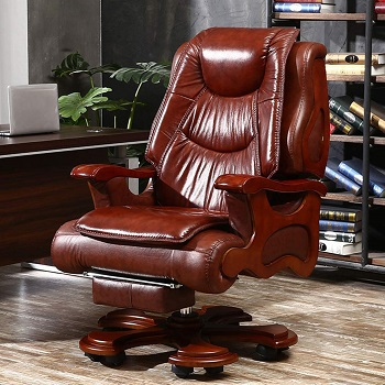 BEST ERGONOMIC HIGH-END EXECUTIVE CHAIRS