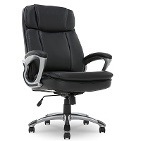 BEST ERGONOMIC LEATHER OFFICE CHAIR WITH LUMBAR SUPPORT Summary