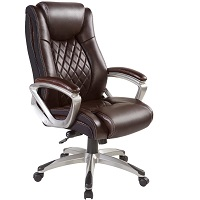 BEST ERGONOMIC LEATHER ROLLING CHAIR Summary