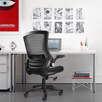 BEST ERGONOMIC MESH DESK CHAIR WITH ARMS