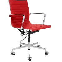 BEST ERGONOMIC RED LEATHER OFFICE CHAIR Summary