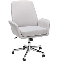 BEST ERGONOMIC UPHOLSTERED EXECUTIVE OFFICE CHAIR Summary