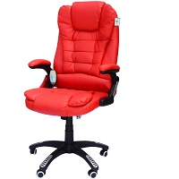 BEST EXECUTIVE RED LEATHER OFFICE CHAIR Summary