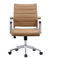 BEST FAUX LEATHER TAN LEATHER OFFICE CHAIR Summary