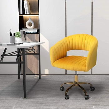 BEST FOR STUDY HOME OFFICE CHAIR WITH WHEELS