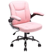 BEST FOR STUDY PINK EXECUTIVE OFFICE CHAIR Summary