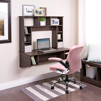 BEST FOR STUDY PINK EXECUTIVE OFFICE CHAIR