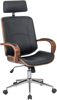 BEST FOR STUDY WOODEN EXECUTIVE CHAIR