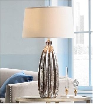 BEST GLASS GLAM DESK LAMP