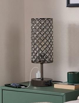 BEST HOME CRYSTAL DESK LAMP