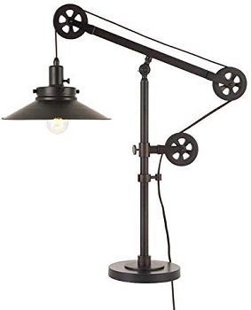 BEST INDUSTRIAL FUN DESK LAMP