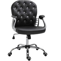 BEST LEATHER TUFTED EXECUTIVE OFFICE CHAIR Summary