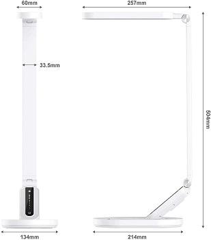 BEST LED FULL SPECTRUM DESK LAMP