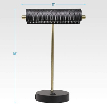 BEST LED MODERN BANKERS LAMP
