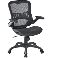 BEST MESH BACK AND BOTTOM OFFICE CHAIR Summary