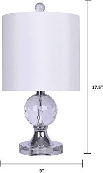 BEST MODERN CRYSTAL DESK LAMP