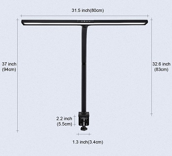 BEST MODERN EXECUTIVE DESK LAMP