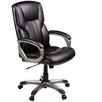 BEST OF BEST BLACK LEATHER OFFICE CHAIR WITH WHEELS Summary