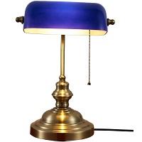 BEST OF BEST BLUE BANKERS LAMP picks
