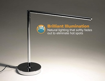 BEST OF BEST CHROME DESK LAMP