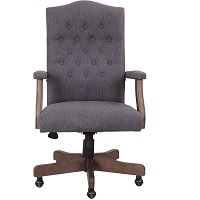 BEST OF BEST CLOTH OFFICE CHAIR WITH ARMS Summary
