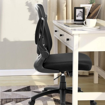 BEST OF BEST HOME OFFICE CHAIR WITH LUMBAR SUPPORT