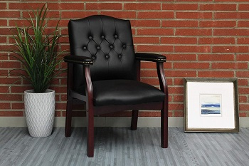 BEST OF BEST LEATHER CONFERENCE ROOM CHAIRS