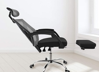 BEST OF BEST MESH CHAIR WITH HEADREST