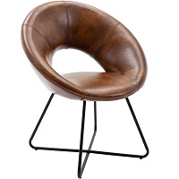 BEST OF BEST MID CENTURY LEATHER OFFICE CHAIR Summary