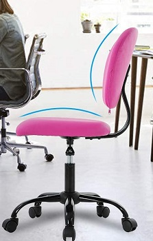 BEST OF BEST PINK EXECUTIVE OFFICE CHAIR