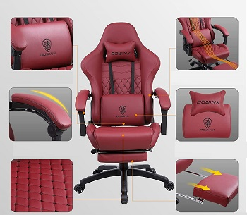 BEST OF BEST RED LEATHER DESK CHAIR Summary