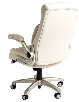 BEST OF BEST SMALL LEATHER DESK CHAIR