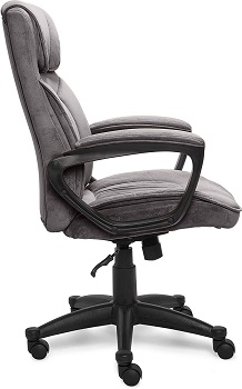 BEST OF BEST UPHOLSTERED EXECUTIVE OFFICE CHAIR