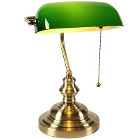 BEST SMALL BRASS BANKERS LAMP picks