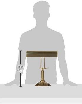 BEST SMALL BRASS PIANO LAMP