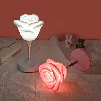 BEST SMALL FLOWER DESK LAMP