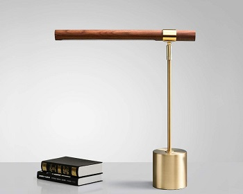 BEST SMALL MODERN BANKERS LAMP