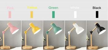 BEST STUDY YELLOW DESK LAMP