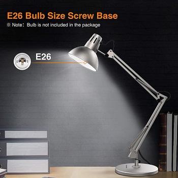 BEST SWING ARM CLASSIC DESK LAMP