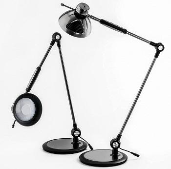 BEST SWING ARM SUNLIGHT DESK LAMP