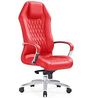 BEST TALL RED LEATHER DESK CHAIR Summary