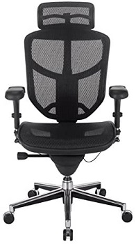 BEST TASK MESH OFFICE CHAIR WITH HEADREST