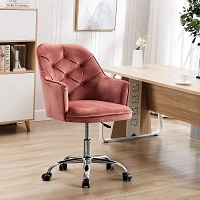 BEST WITH ARMRESTS HOME OFFICE CHAIR WITH WHEELS Summary