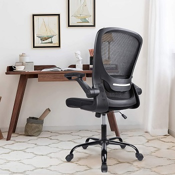 BEST WITH ARMRESTS TASK CHAIR FOR HOME OFFICE
