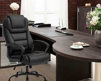BEST WITH ARMRESTS XL OFFICE CHAIR