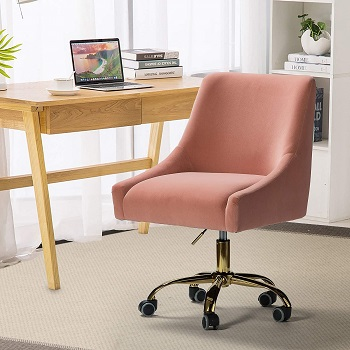 BEST WITH BACK SUPPORT HOME OFFICE CHAIR WITH WHEELS