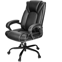 BEST WITH BACK SUPPORT LEATHER ROLLING CHAIR Summary