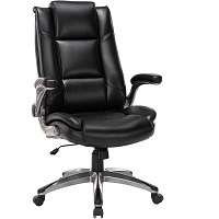BEST WITH BACK SUPPORT SMALL LEATHER DESK CHAIR Summary