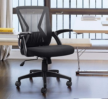 BEST WITH BACK SUPPORT TASK CHAIR FOR HOME OFFICE