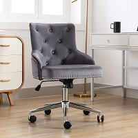 BEST WITH BACK SUPPORT TUFTED EXECUTIVE CHAIR Summary